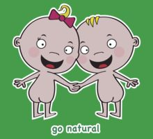 Go Natural Baby Tee