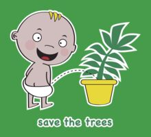 Save the Trees by Kidgreen