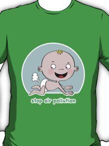 Stop Air Pollution T-Shirt