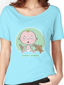 Protect Wildlife Women's Relaxed Fit T-Shirt