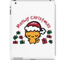 Santa Claws iPad Case/Skin