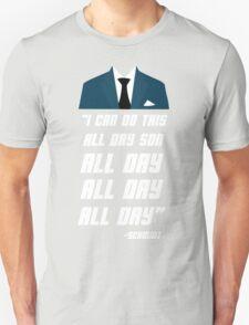 ALL DAY New Girl -  Schmidt Unisex T-Shirt