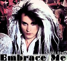 Embrace Me 1985 Cover by BobbiStyle