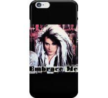 Embrace Me 1985 Cover iPhone Case/Skin