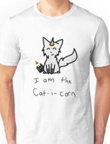 Caticorn Unisex T-Shirt