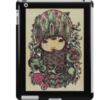 Pink n Mint on Paper iPad Case/Skin
