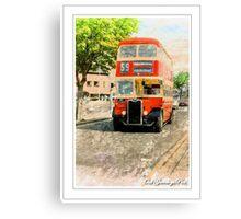 Do You Go Past The Kings Hall Mister? Canvas Print