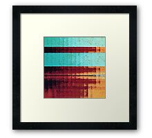 Abstract number 7 Framed Print