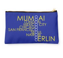 sense8 cities Studio Pouch
