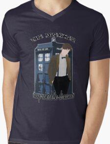 Improbable Dreams Mens V-Neck T-Shirt