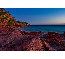 Bar Beach, Merimbula Photographic Print
