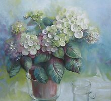 Hydrangea by Elena Oleniuc