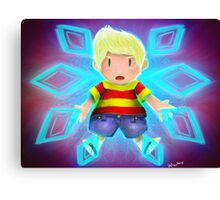 Mother 3: Lucas Canvas Print