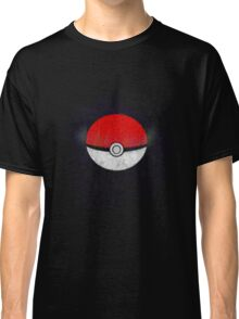 Pokemon Poison Type Pokeball with sleep powder leaking out Classic T-Shirt