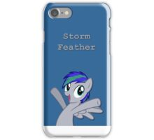 Storm Feather iPhone Case/Skin