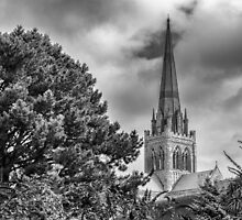 Chichester Cathedral, Sussex, England by GZimmermann