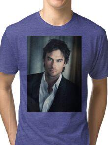 Ian Somerhalder Tri-blend T-Shirt