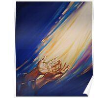 Healing Hands Poster