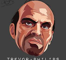 Trevor Philips by Liam Drage