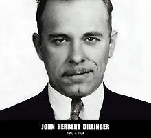 JOHN DILLINGER by Daniel-Hagerman