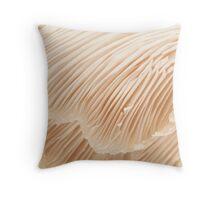 Silky Pleats Throw Pillow