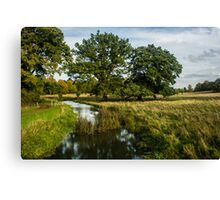 Worcestershire, England Canvas Print