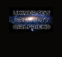 Universe Greatest Girlfriend (Phone Case) by ninamaroo
