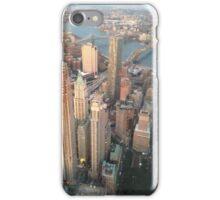 Manhattan Sky iPhone Case/Skin