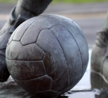 'Morty' On the Ball by footypix