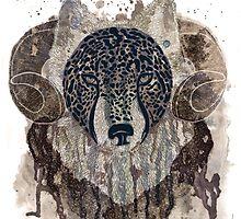 Wolf - ram by Milena Taranu