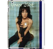 Grace Slick iPad Case/Skin