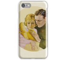 Banana baby iPhone Case/Skin