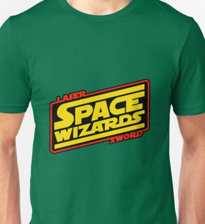 LASER SWORD SPACE WIZARDS Unisex T-Shirt