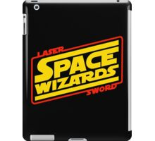 LASER SWORD SPACE WIZARDS iPad Case/Skin
