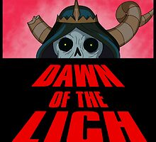 DAWN OF THE LICH by AxerLopdan