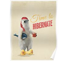 Time to Hibernate Poster