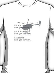 A Mile of Roads T-Shirt