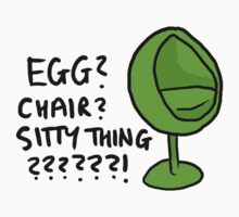 Egg chair????? by ItsJeff