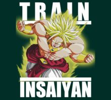 Train insaiyan - Broly by Ali Gokalp