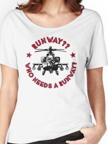 Runway 3 Women's Relaxed Fit T-Shirt