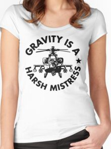 Gravity Women's Fitted Scoop T-Shirt