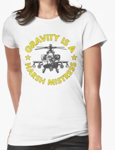 Gravity 2 Womens Fitted T-Shirt