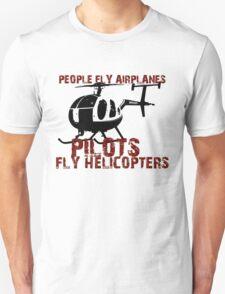 Pilots Unisex T-Shirt