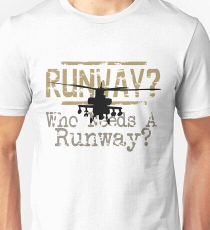 Runway 4 Unisex T-Shirt