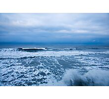 Scarborough Blues Photographic Print