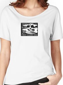 R44 Stamp Women's Relaxed Fit T-Shirt