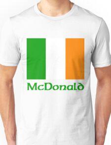 McDonald Irish Flag Unisex T-Shirt