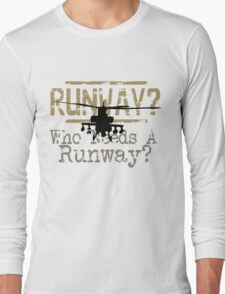 Runway 6 Long Sleeve T-Shirt