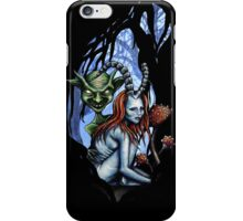 Creatures of the Forest iPhone Case/Skin