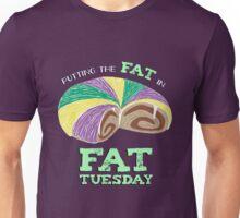 Fat Tuesday Unisex T-Shirt